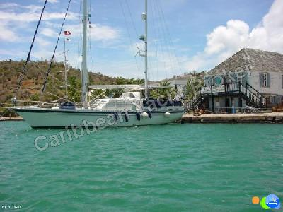 Nauticat , 521 , Sailing Yacht , second hand , 1987 , Monohull , Fiberglass ...