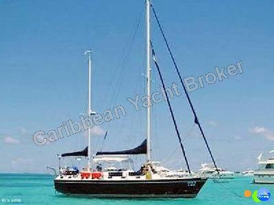 Aloa Marine , MS 45 , Sailing Yacht , second hand , 1978 , Monohull ...